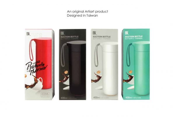 Thermal Suction Bottle (400ml)